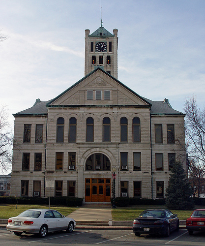 The Taylorville Courthouse